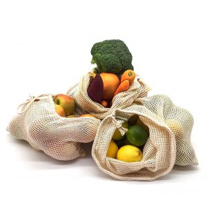 Assorted Produce Bags 3 pcs